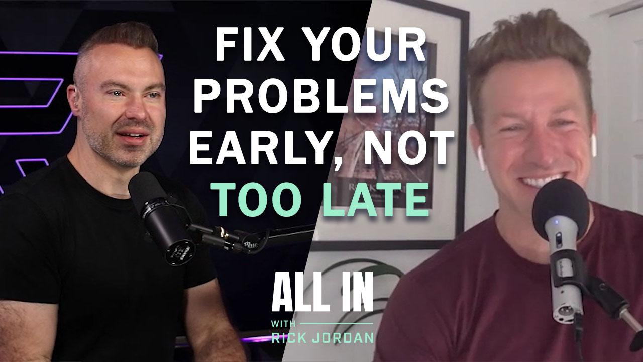 How To Finally Make The Decision To Lose Weight | Luke DePron